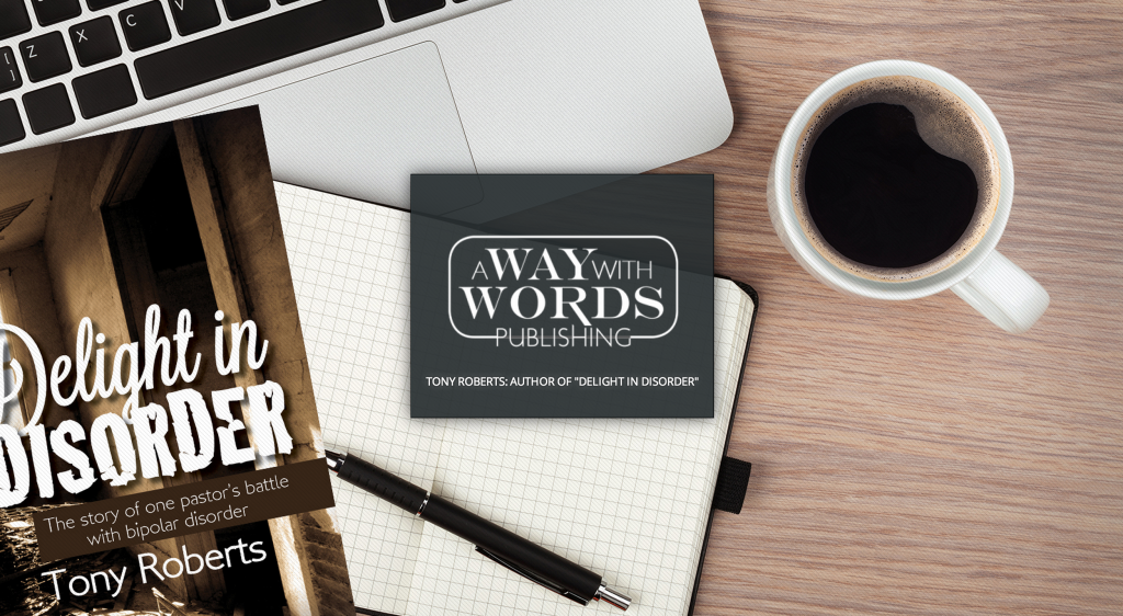 Tony Roberts - A Way With Words Publishing - www.awaywithwords.com