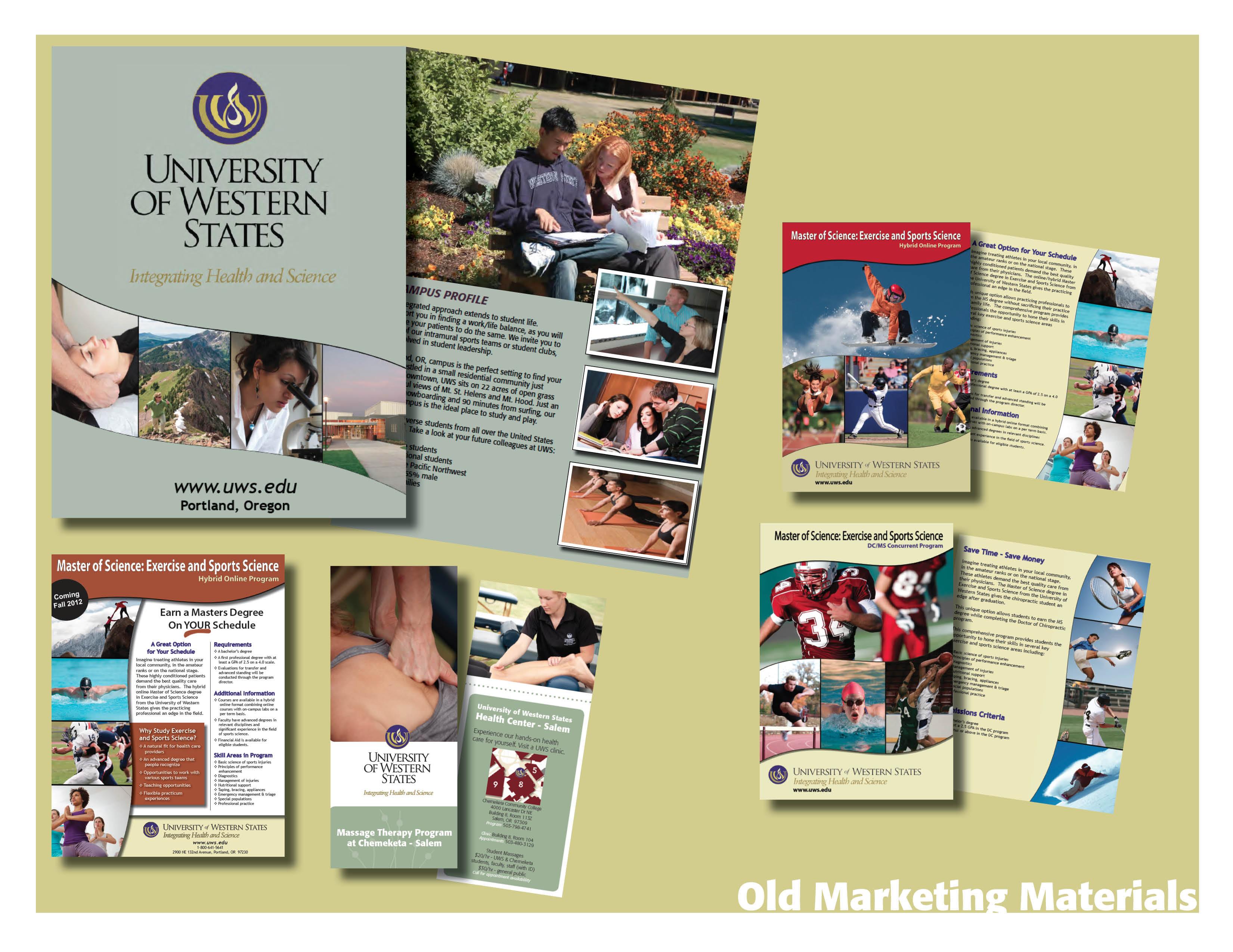 Branding case study - Miller Media Solutions Marketing Materials