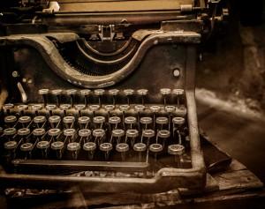 bigstock-Old-rusty-typewriter-39007552
